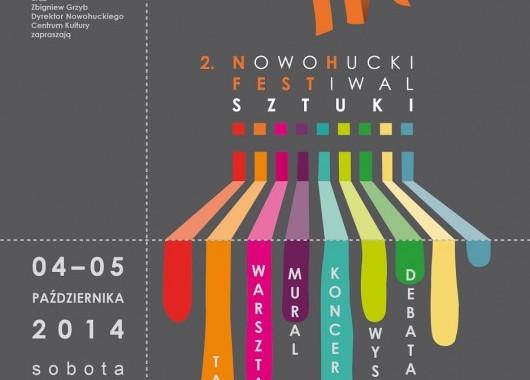 Drugi Nowohucki Festiwal Sztuki