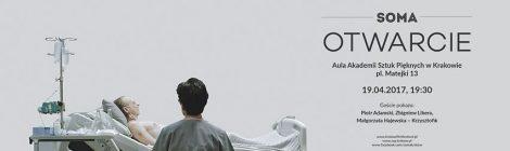 SOMA - pogranicza sztuki współczesnej i filmowej