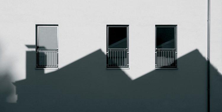 Widoki z okien pracowni